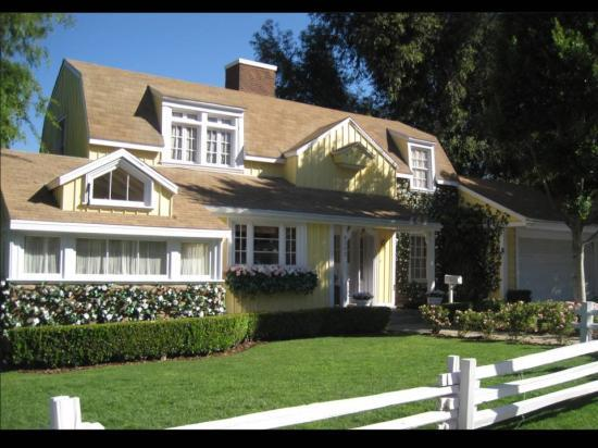 Maison Wisteria Lane
