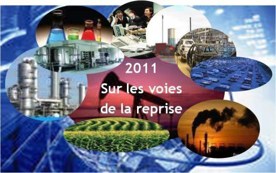 2011 - Sur les voies de la reprise