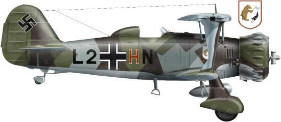 Henschel Hs 123