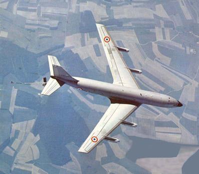 C135 dessus