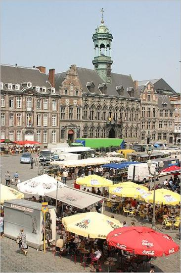 Mons / Bergen Belgium  City pictures : Mons et son Conservatoire par Gilles Cabodi