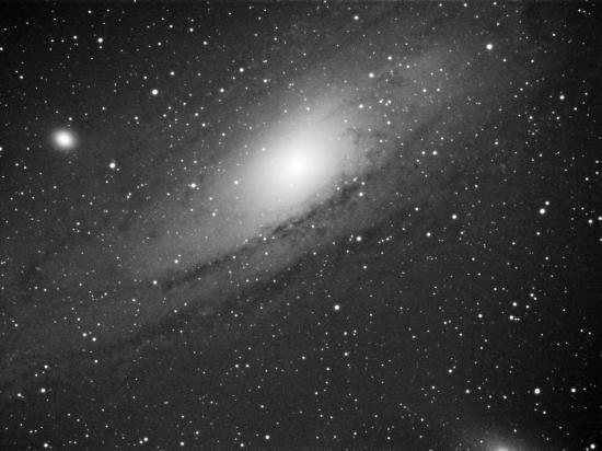 M31 (NGC 224; photo prise par le club Véga)