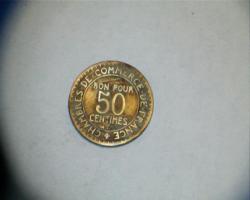 BON POUR 50 CTS