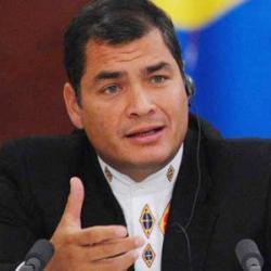 pic Rafael Correa