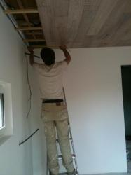 Plafond chambre parentale