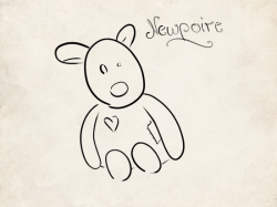 dessin d'ours