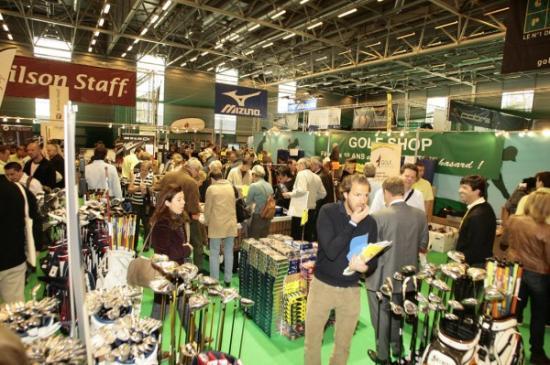 Salon du golf 2011 for Salon du packaging