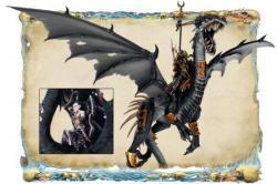 WHB Tempête de Magie Dragon Noir
