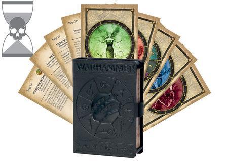 WHB Tempête de Magie Cartes magie de batailles