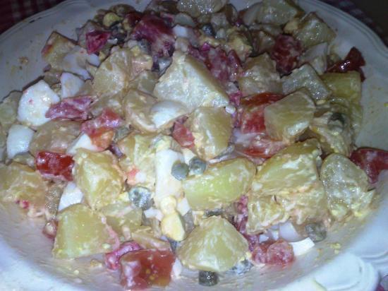 Salade piémontaise CARSG