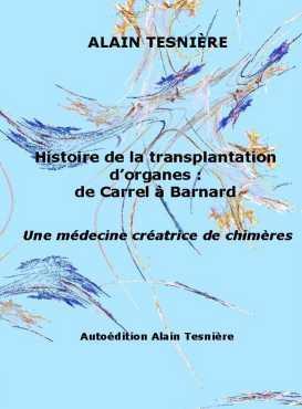 Histoire de la transplantation d'organes