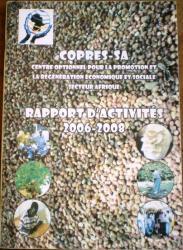 Couverture Rapport 2006-2008