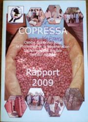 Couverture Rapport 2009