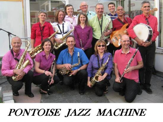 Pontoise Jazz Machine