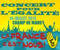 concert pour l Egalité
