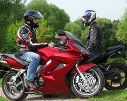randonnées à moto...