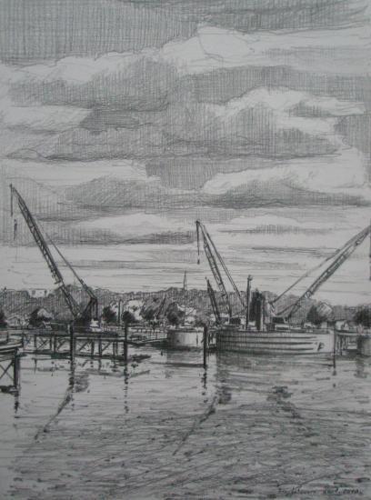 le pont bacalan bastide 2010