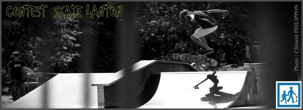 Contest Skate Laton by Chacal Prod Pictures