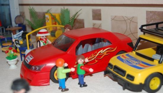 Garage for M and m motors appomattox