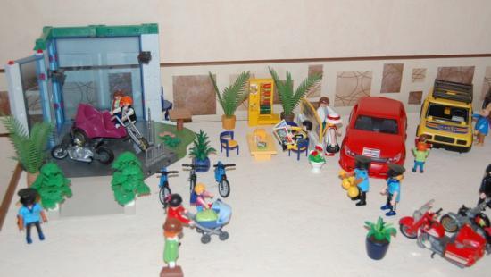 Expo Playmobil Tours