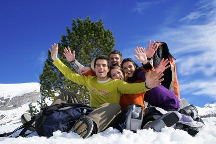 Rencontrez des passionnés de ski