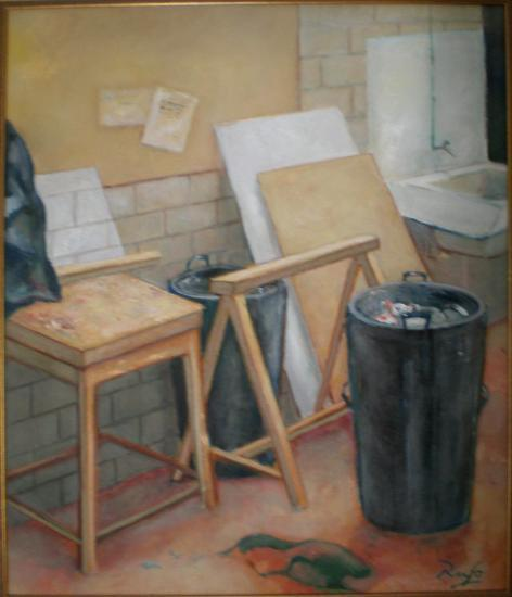 Aula Bellas Artes 1991 (Propiedad del artista)