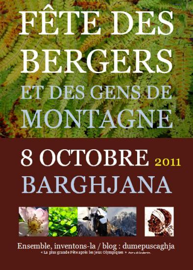 Fête des bergers 2011