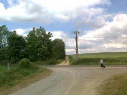 VRTR sur D6,et départ sur bois Yoncq