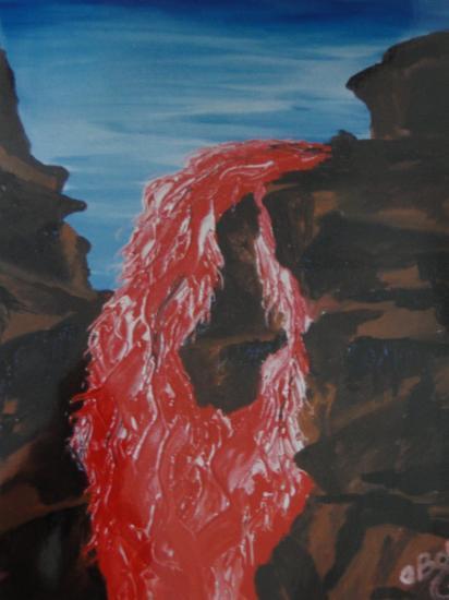 Le sang de la terre !