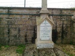 sud Faubourg:stèle1870,Col de Contenco