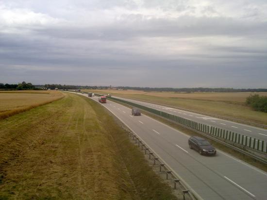 autoroute polonaise financée sur fonds européens