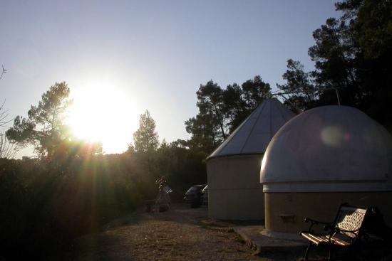 L'observatoire de Rocbaron (image prise sur Webastro.net)