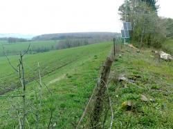 ouest Gruyères VR /ligne de crête