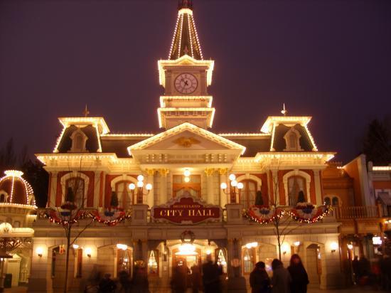 Photos De Disneyland De Nuit