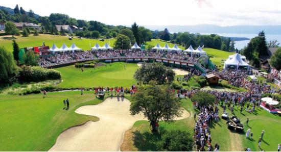 EVIAN Masters: L'évènement international du golf féminin en 2011
