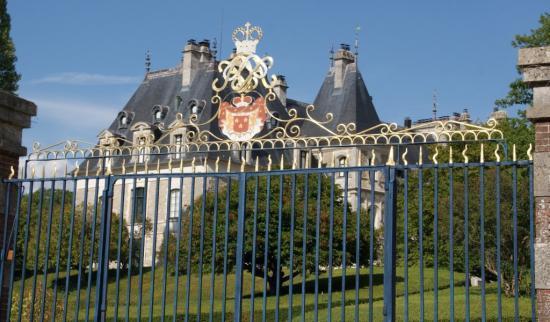 Menetou salon - Chateau de menetou salon visites ...