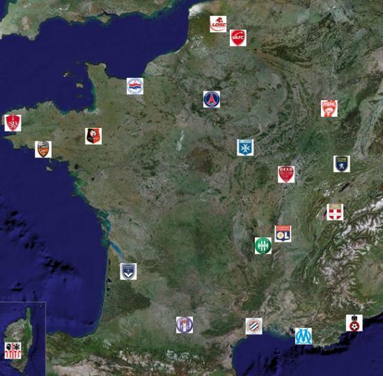 Ligue 1 Saison 2011/2012