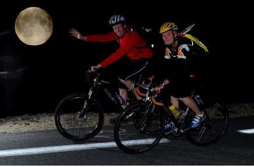 Décrochez la lune à vélo dans les Hautes-Alpes