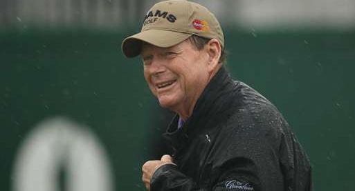 Tom Watson, la légende sur les parcours de golf