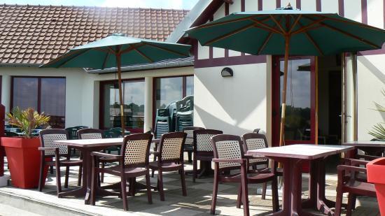 Ext rieur du restaurant for Exterieur restaurant