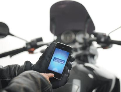 Application pour i-phone