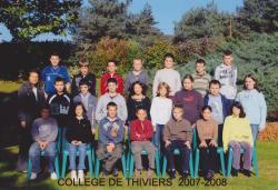 6ème Orange 2007/2008