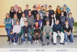 4ème Orange 2009/2010