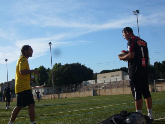 Eric Berberian et Sylvain Festa