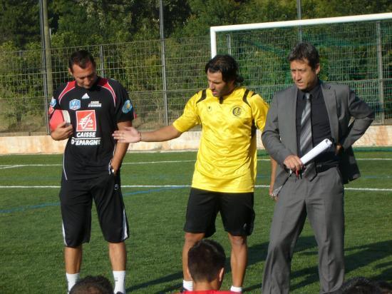 Eric Berberian et Philippe Cazarian