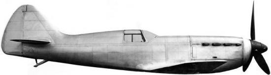 Dewoitine D 550
