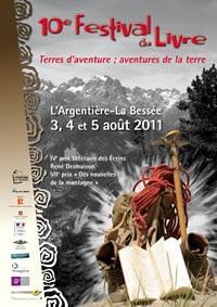Festival du Livre Argentières