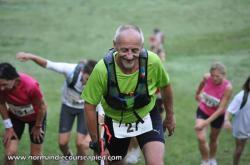 Fabrice, photographe pour Normandie course à pied et Traileur