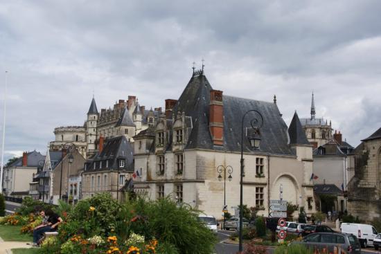 ville, Amboise