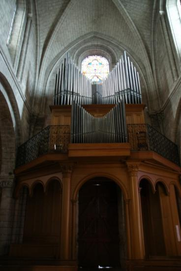 orgue saint denis